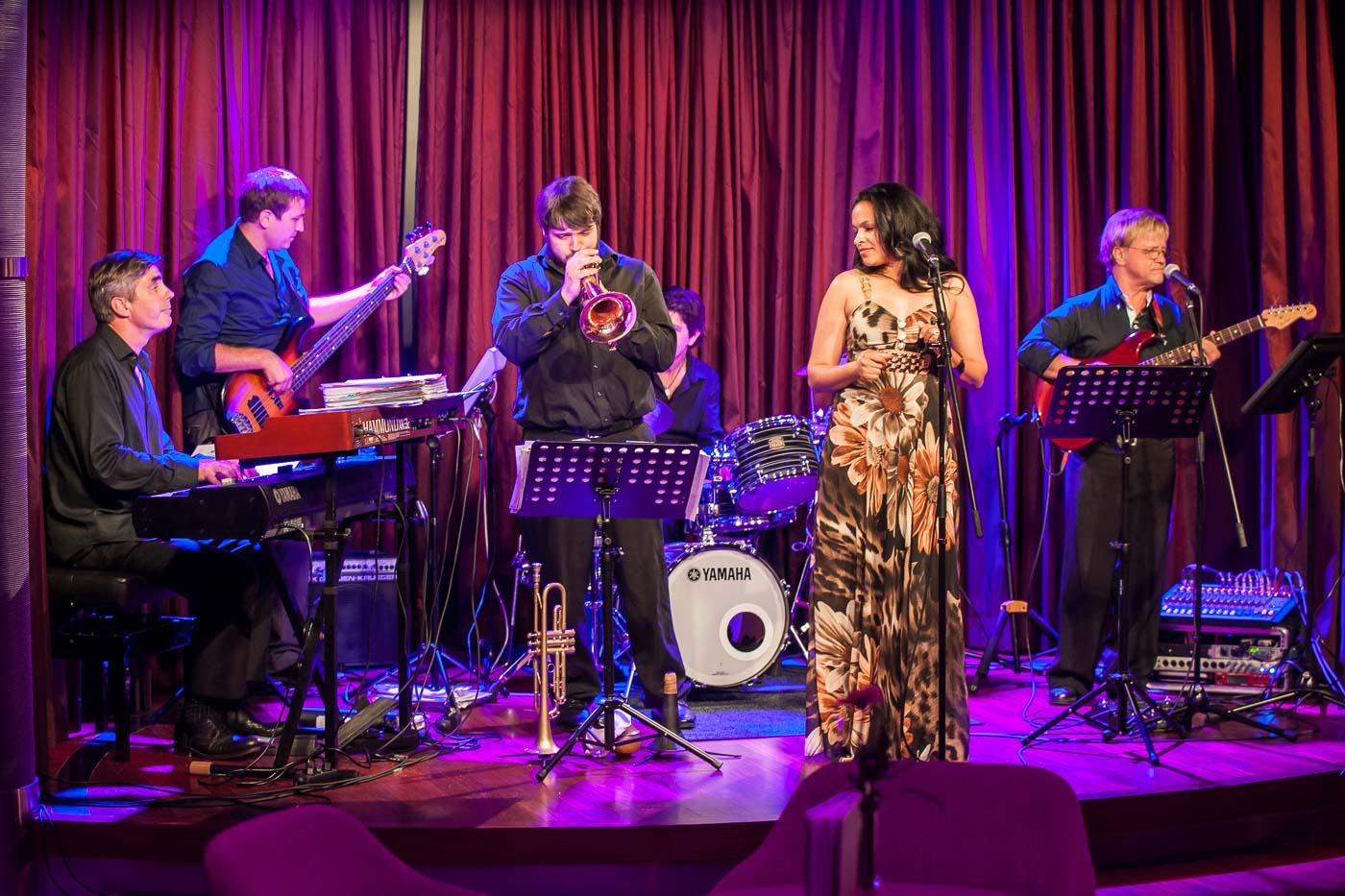 MS Europa 2: Jazzclub.